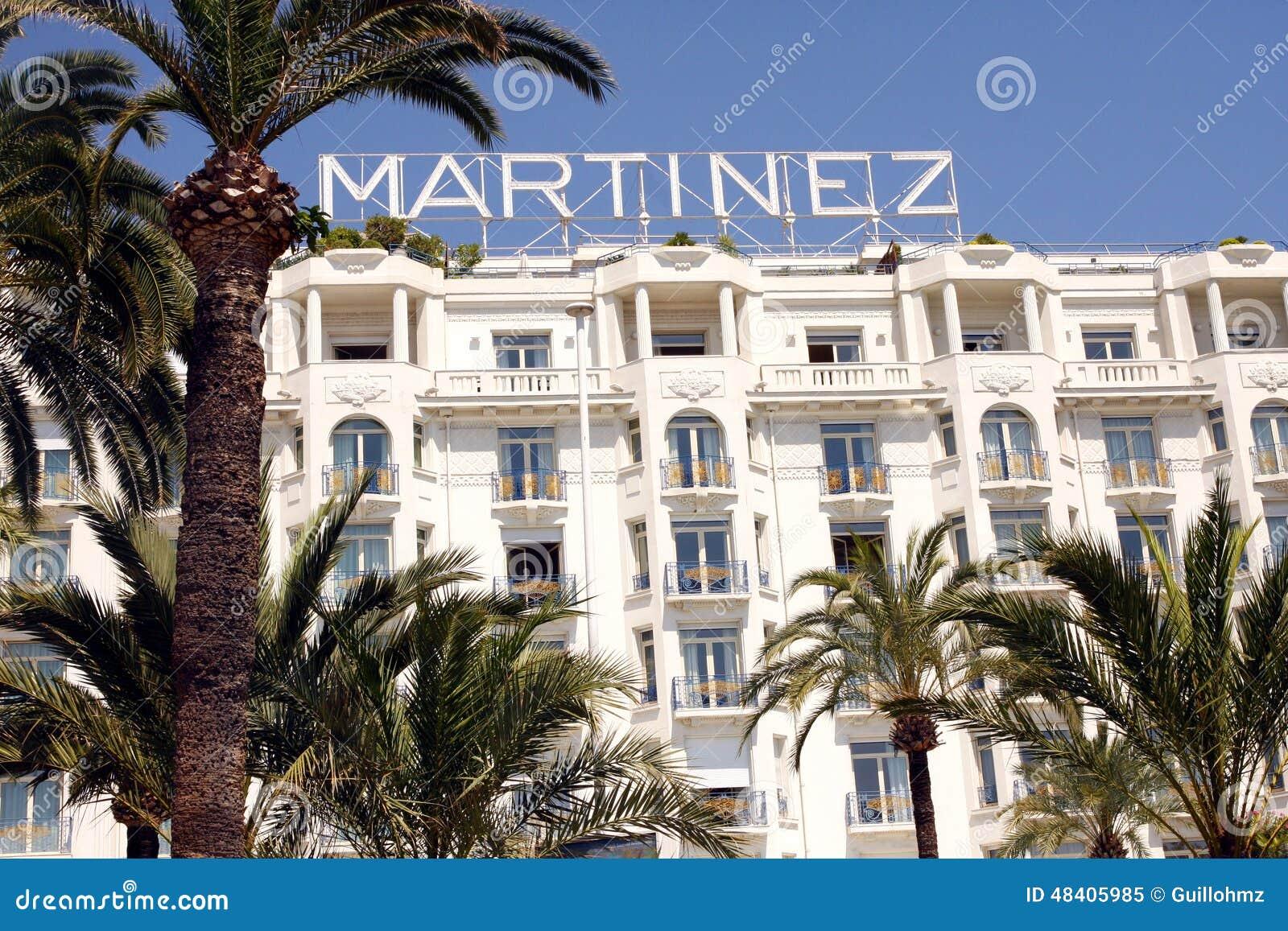 Uroczysty Hyatt Cannes HÃ tel Martinez