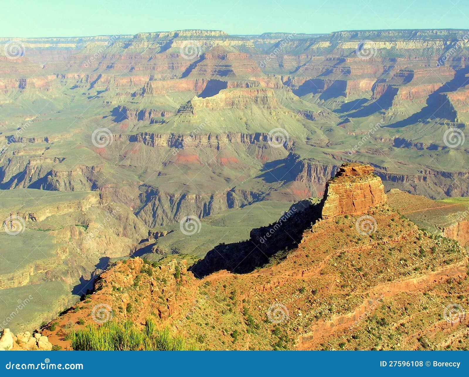 Uroczysty Jar wspaniały Południowy Obręcz, Arizona, USA