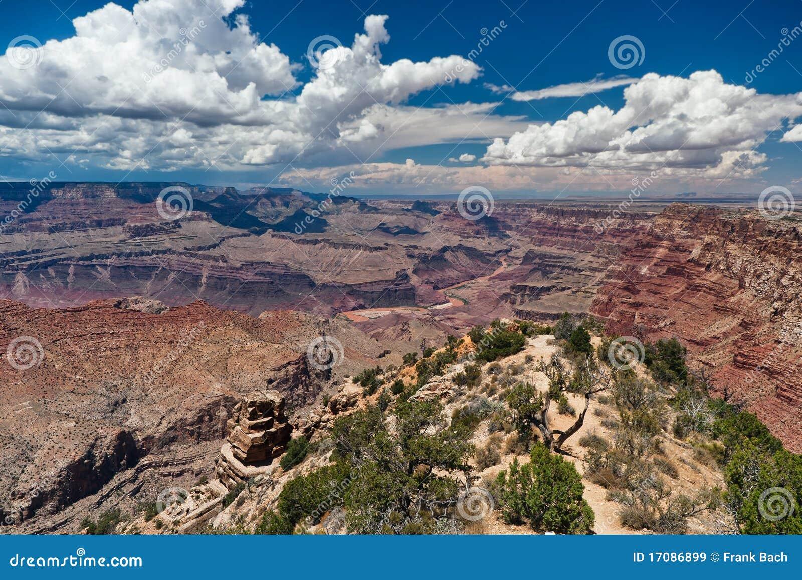 Uroczysty jaru park narodowy