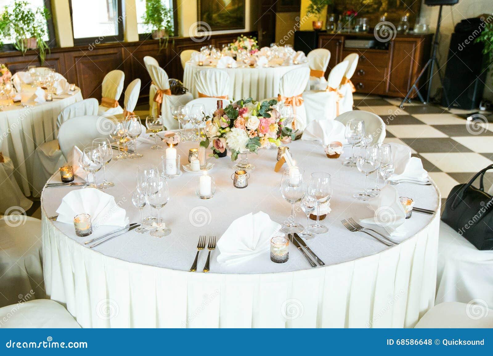 Uroczysty sala balowej przyjęcie