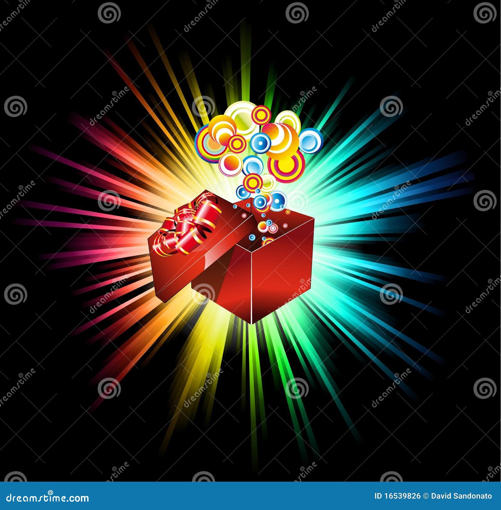 Urodzinowej karty bożych narodzeń prezent