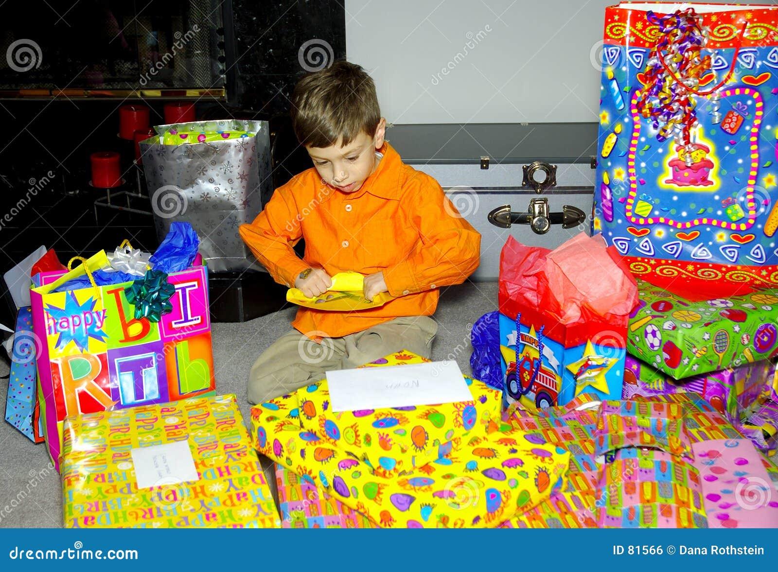 Urodzinowi prezenty