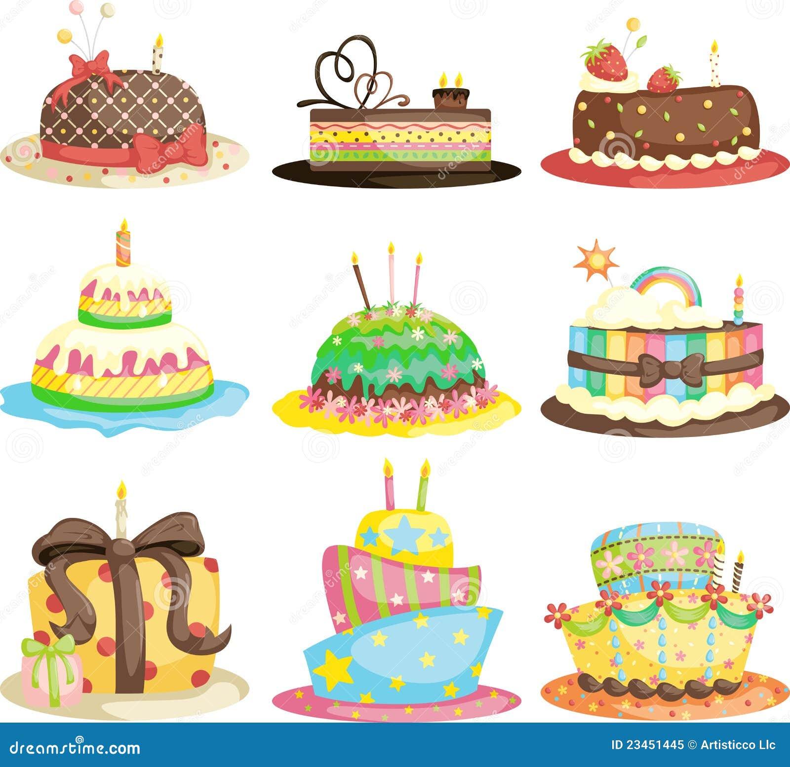 Urodzinowi torty