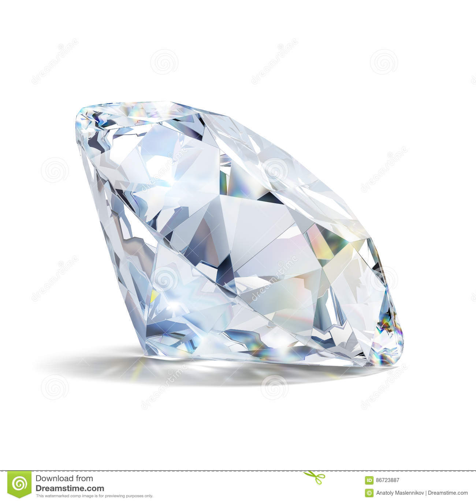 Ursnygg diamant