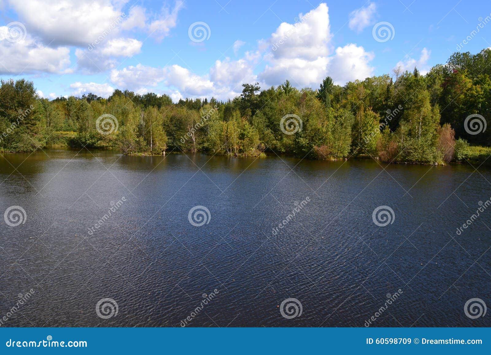 Ursnygg lake