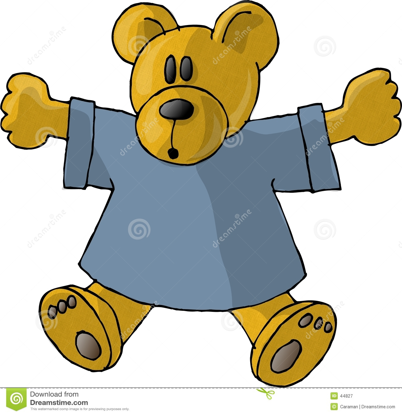 Urso da peluche