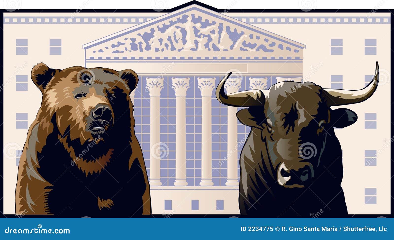 Urso e Bull