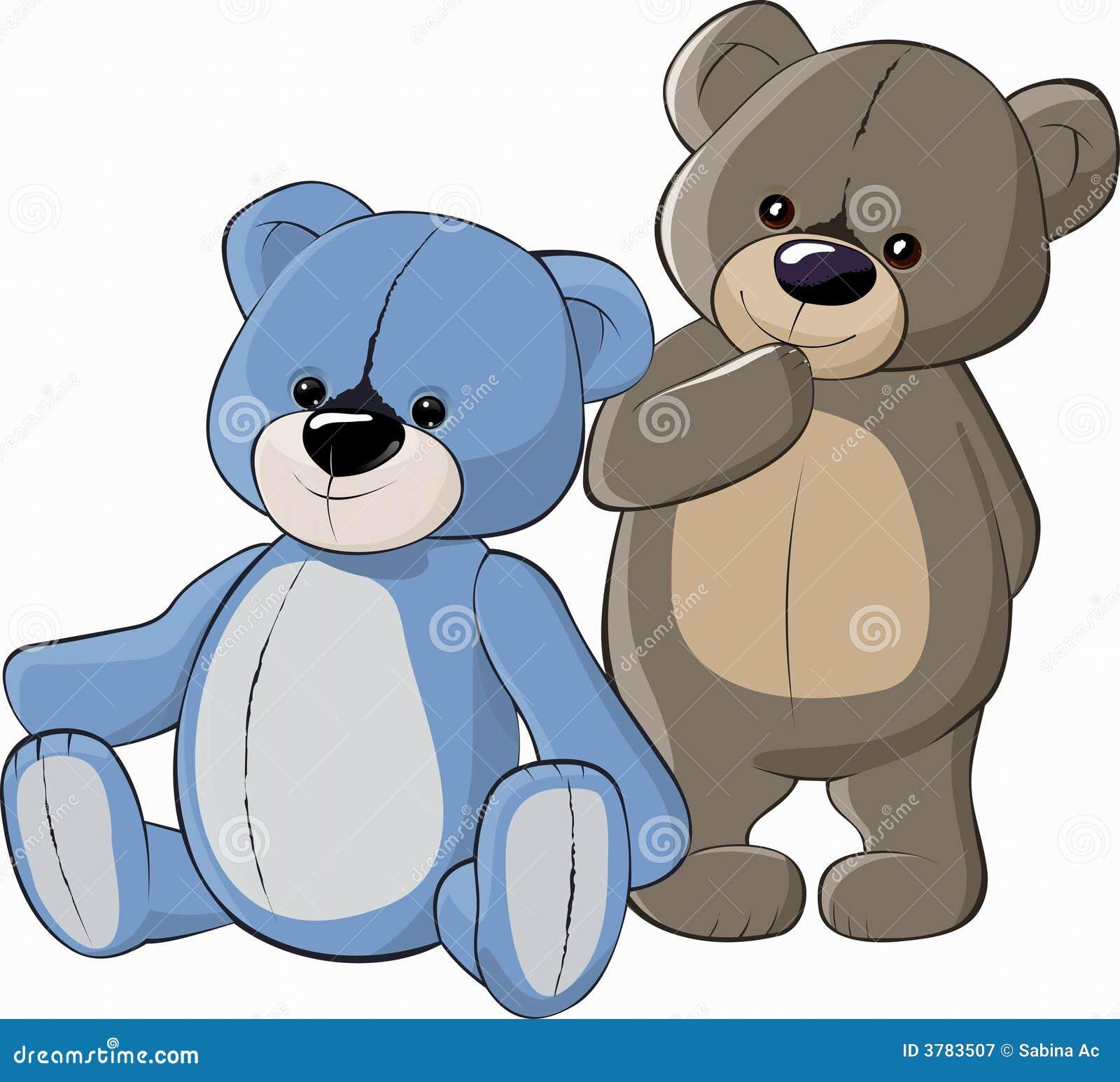 Ursos da peluche