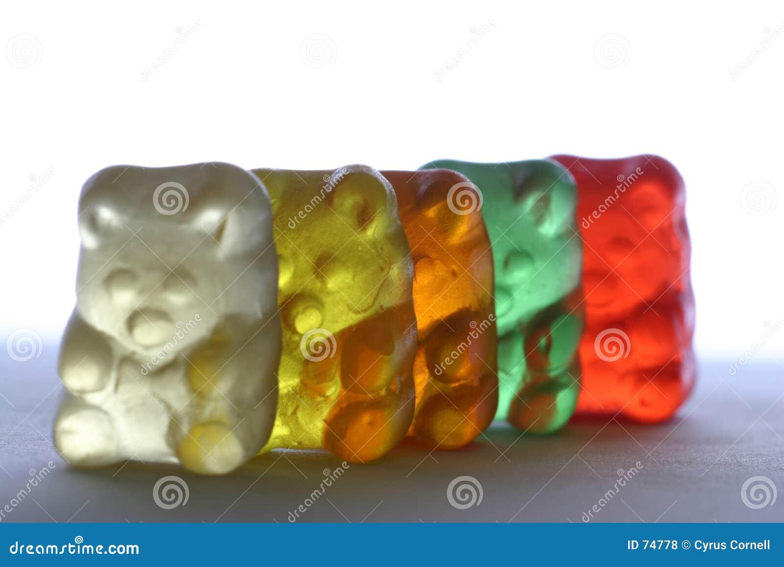 Ursos gomosos