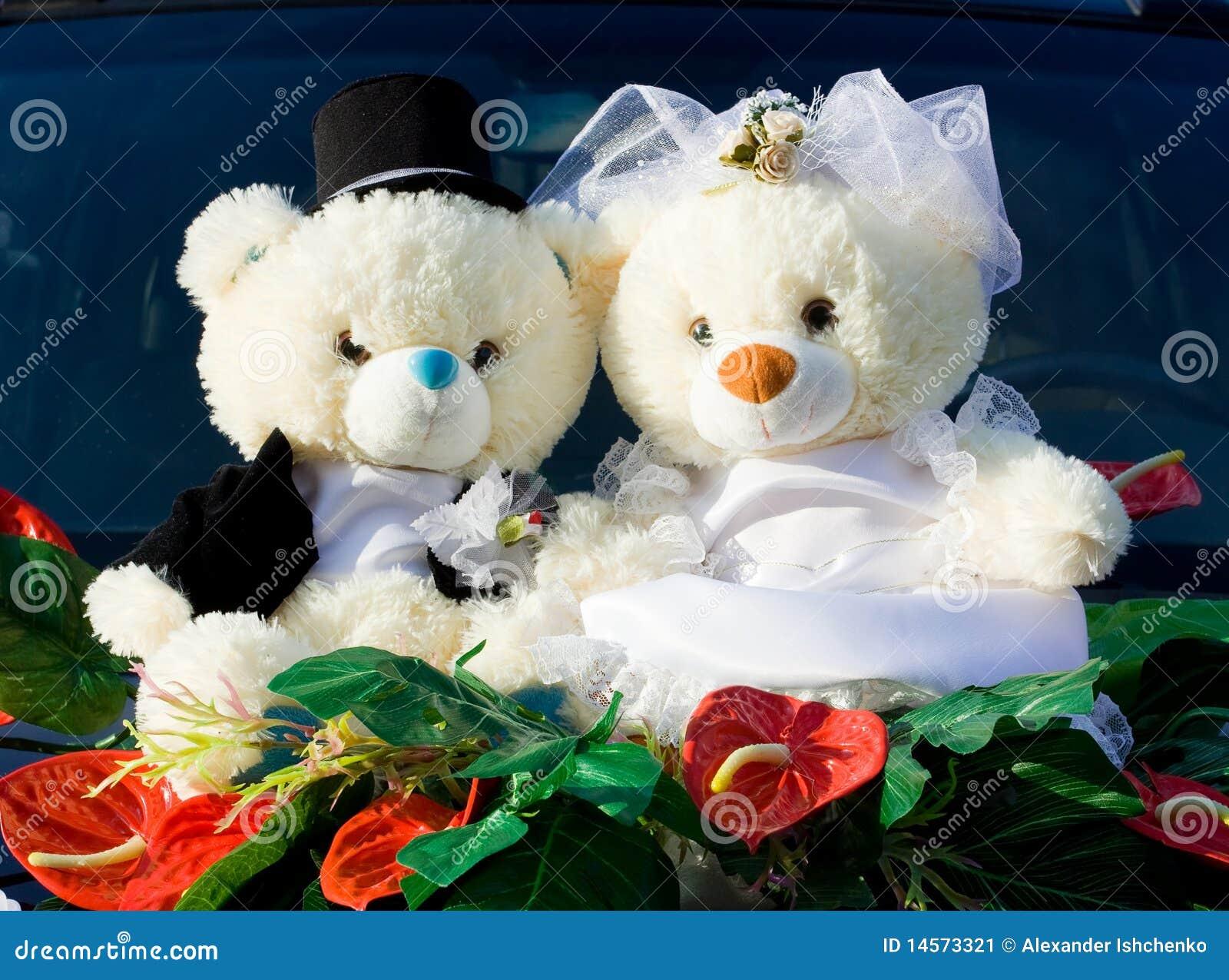 Ursos Wedding.