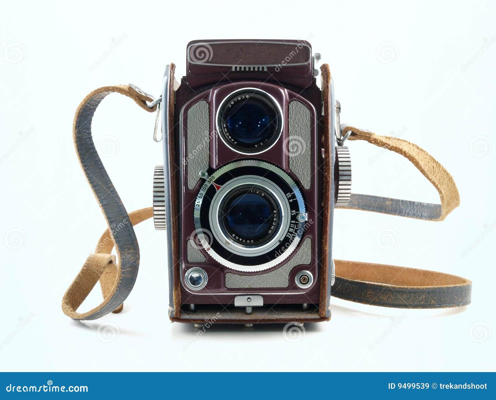 Ursprüngliche Weinlese-Kamera