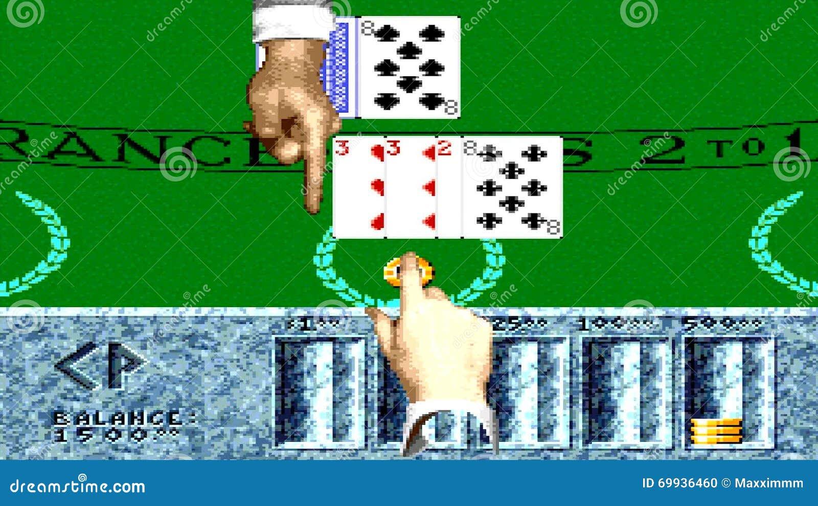 Игра казино для сега программирование онлайн казино