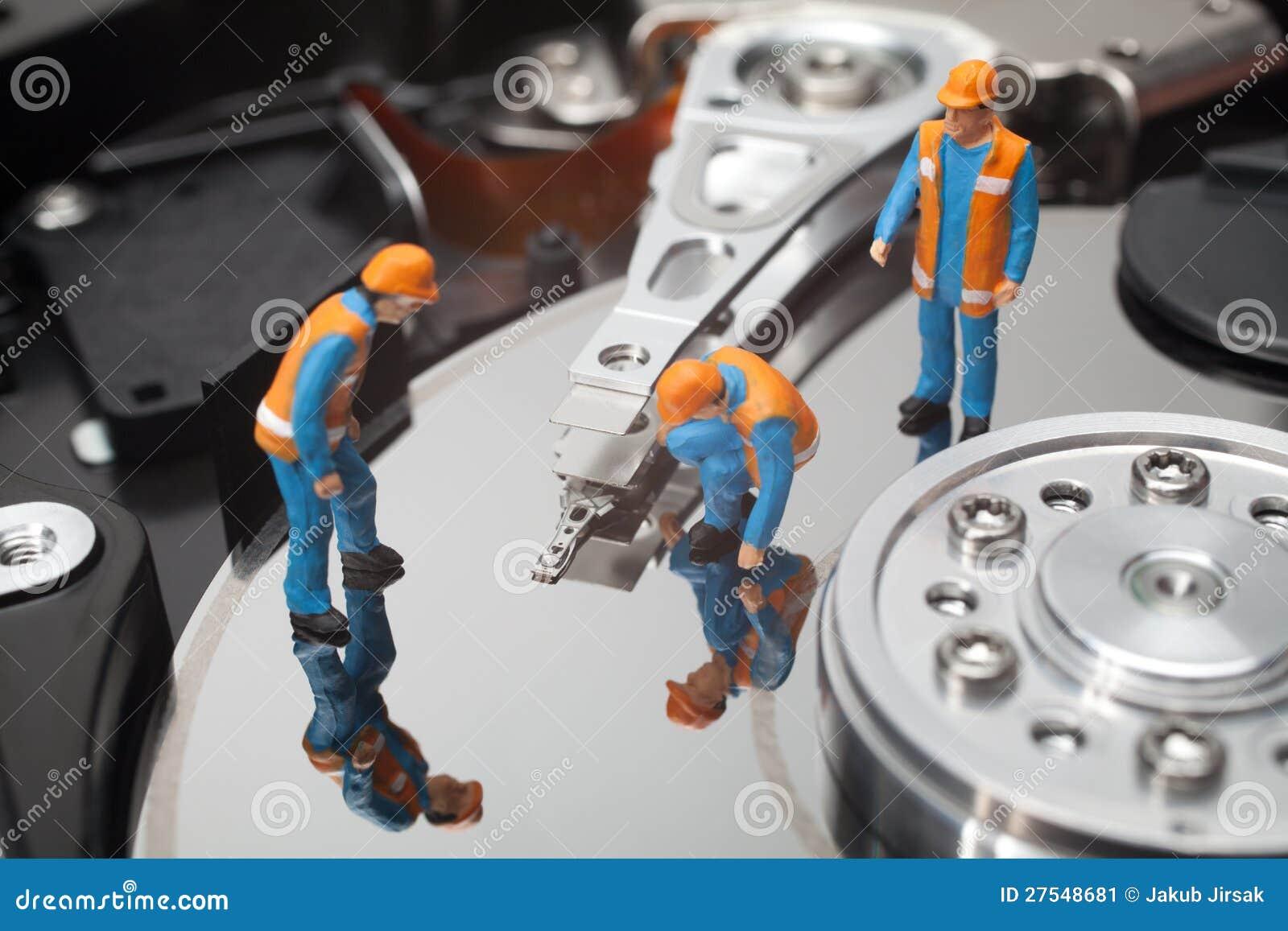 Usługowy komputeru pojęcie