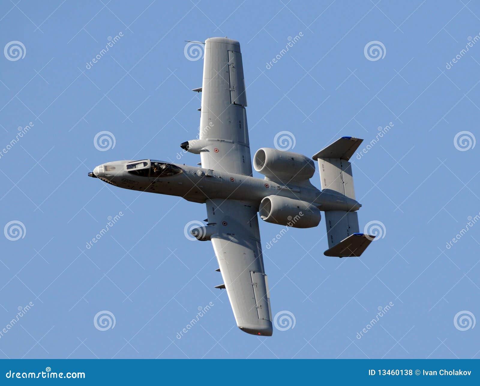 US Air Force Gun...B 52 Stealth Bomber