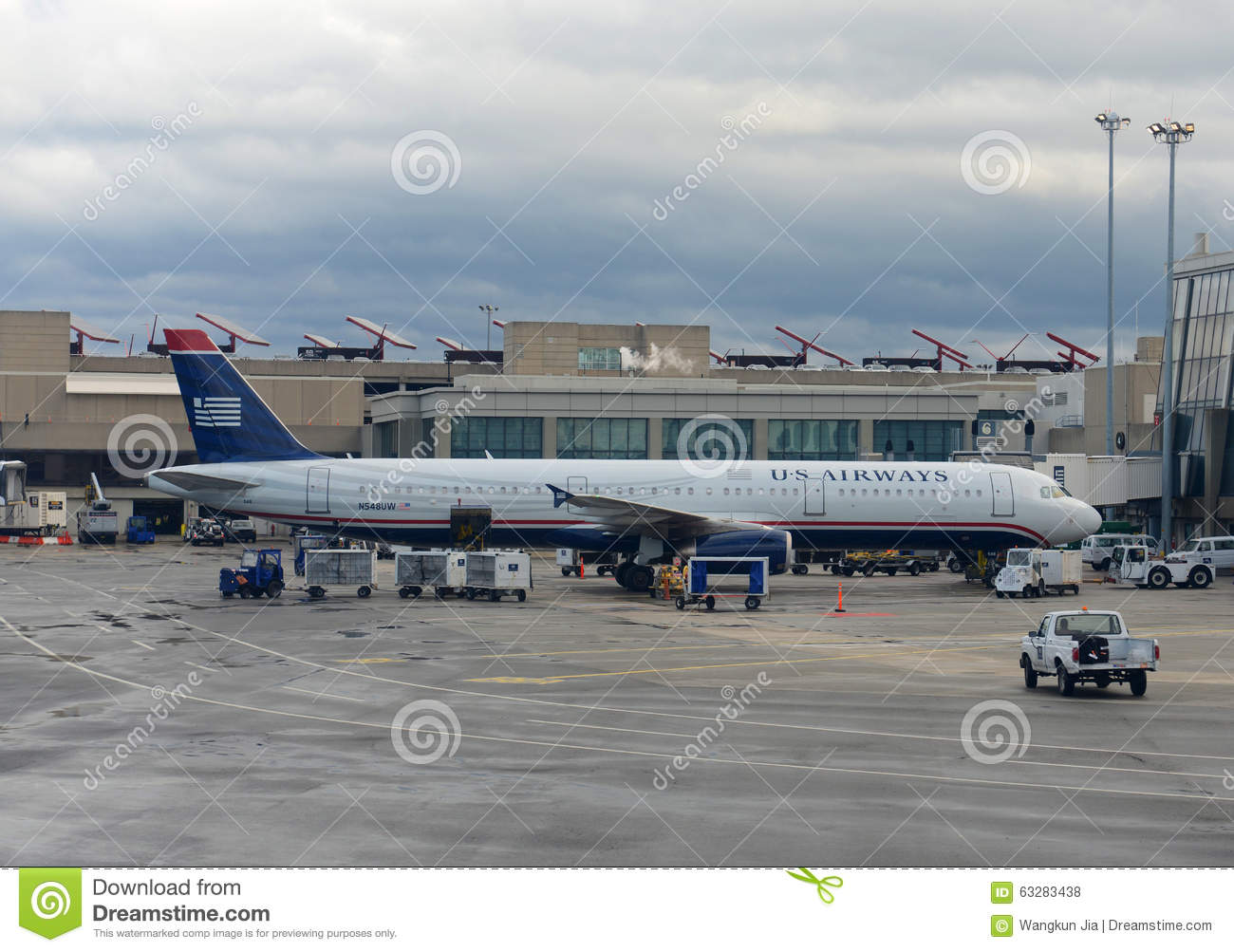 american airlines airbus 321 at boston airport editorial Waterboarding Clip Art Plane Clip Art
