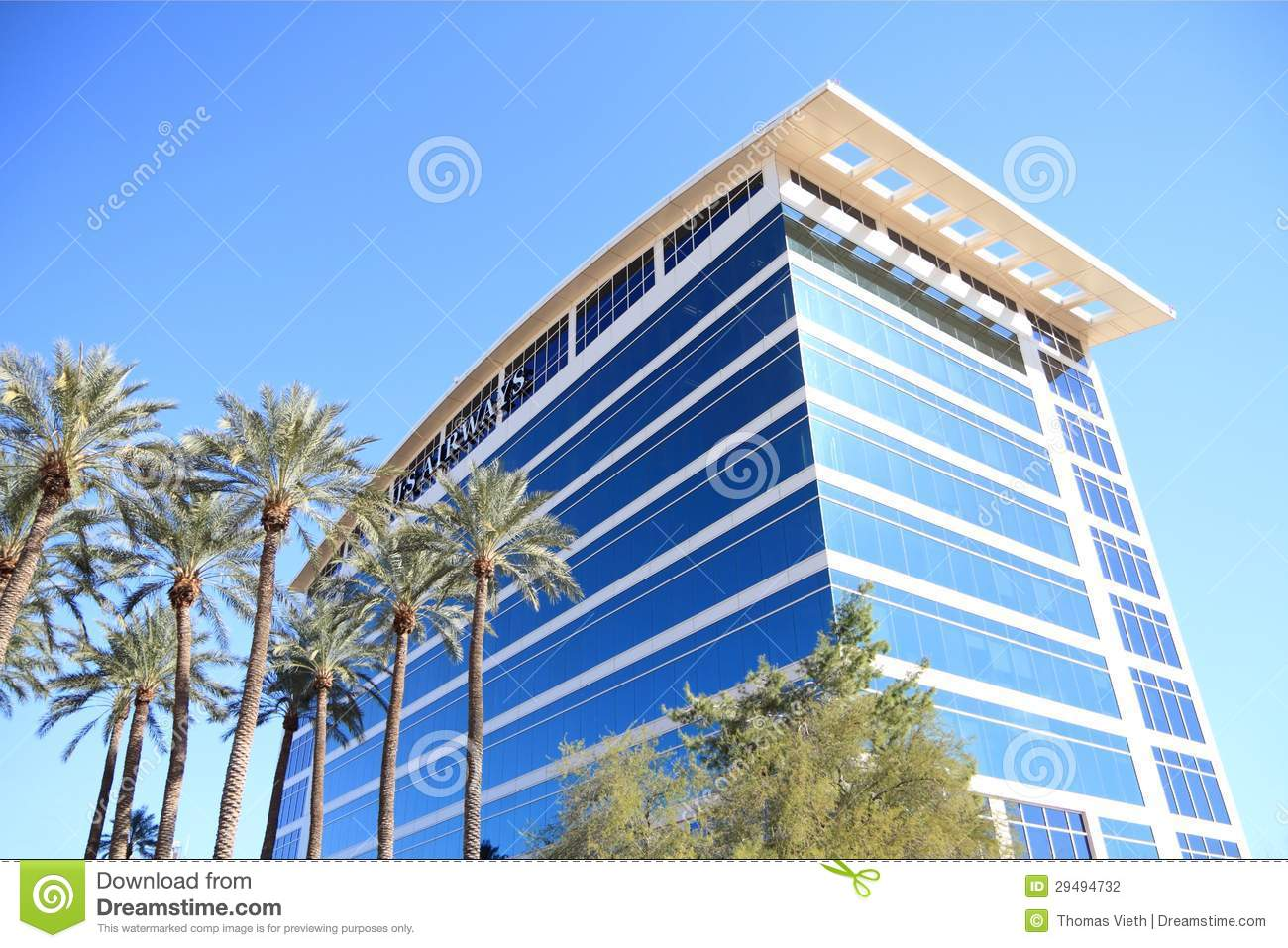 Arizona/Tempe: Office Building in Downtown Tempe