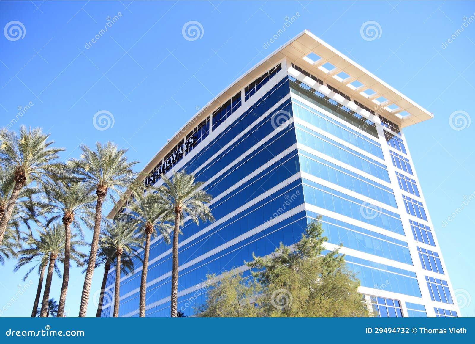 Us Airways företags högkvarter, Tempe