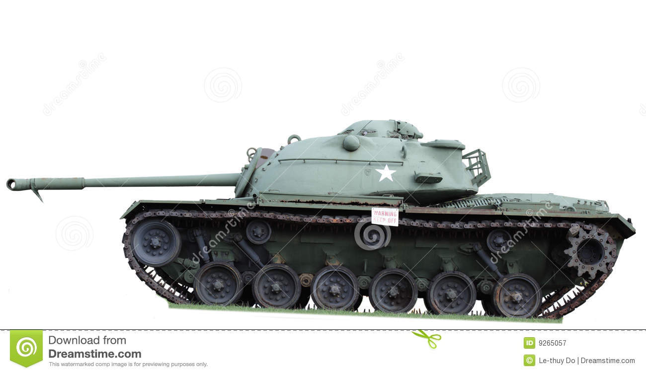 US Army Tank Royalty Free Stock Photography - Image: 9265057