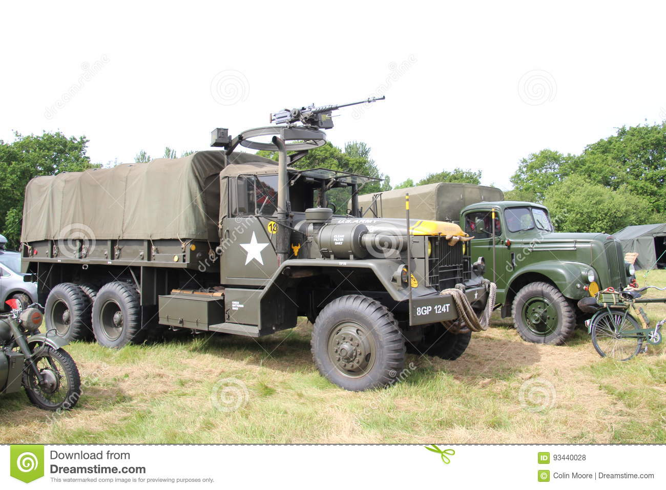 US Army truck editorial stock photo  Image of vehicle - 93440028