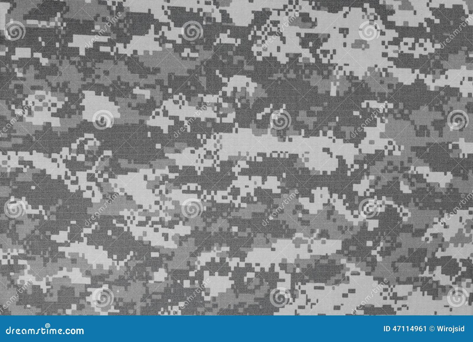us army urban digital camouflage fabric texture stock