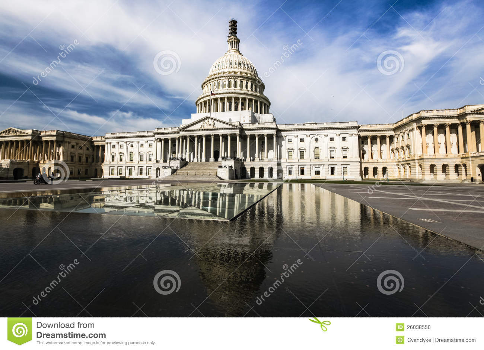 Capitol Building Dc House