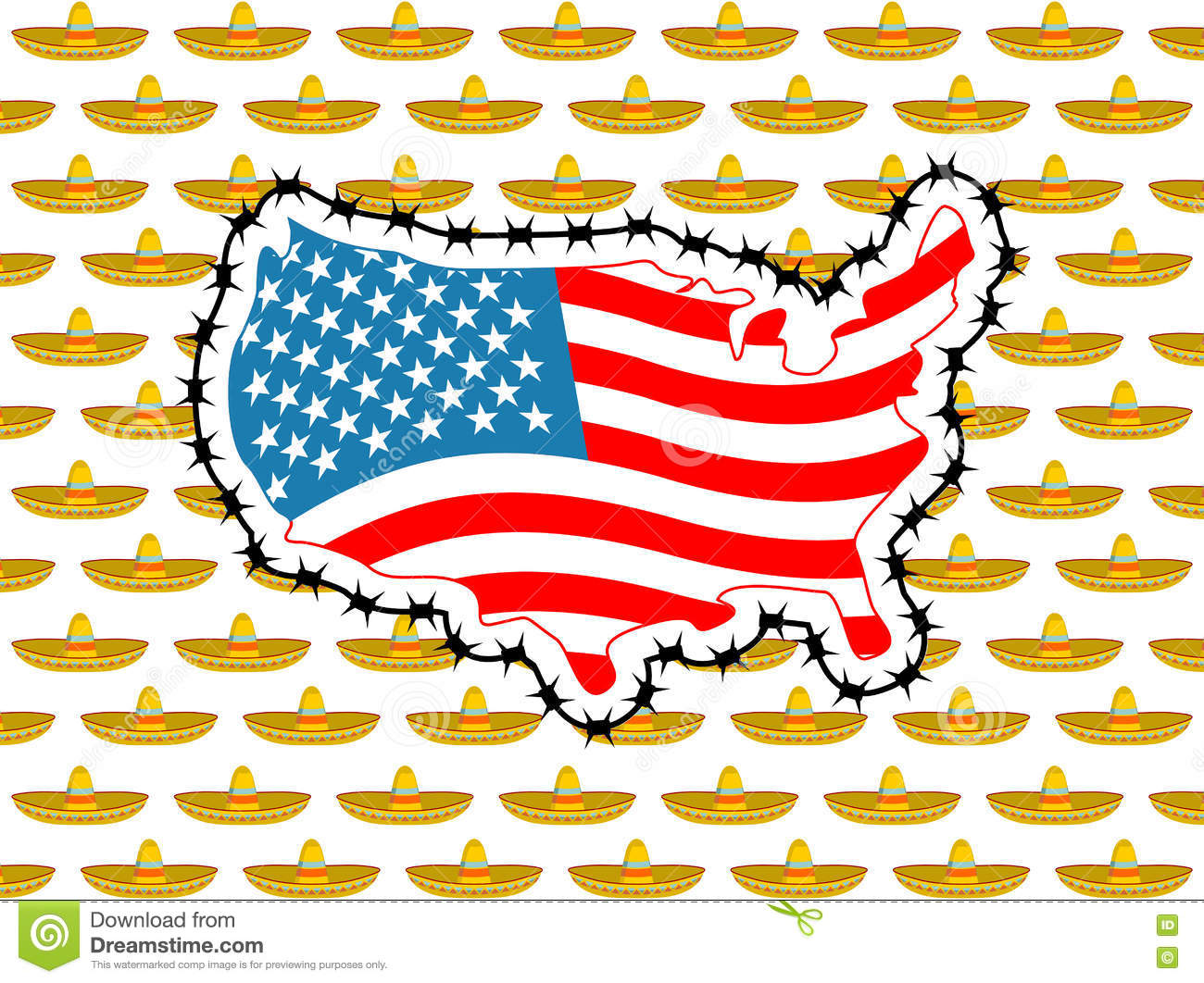 US Closes Border With Mexico. Stop Sombrero. Map Of America ... on united states flag border, united states flaf, american flag, united states flag soccer, united states flag with eagle, united states flag drawing, chiapas state flag, united states america flag, 1830 united states flag, united states flag 1861, united states flag history, londonderry ireland flag, united states national flag, united states flag background, mexican flag, united states flag waving, united states flag texture, united states post flag, united states flag code, united states army flag,