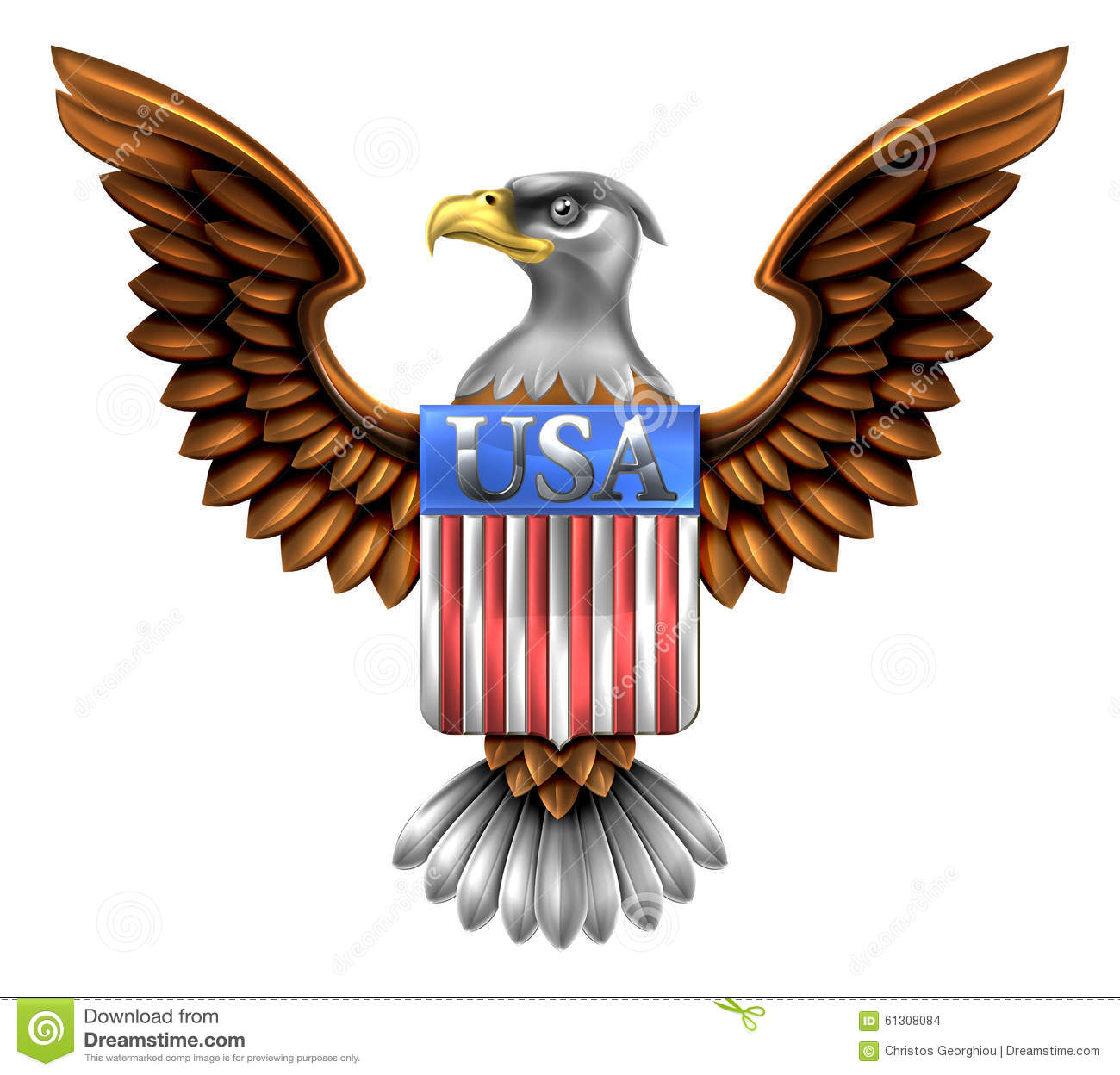 german flag and bird royalty free stock photography image 23966577