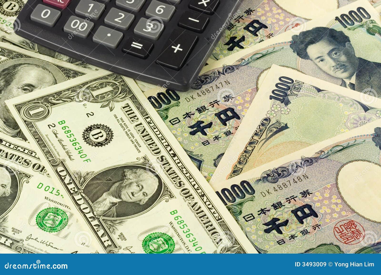 Forex yen