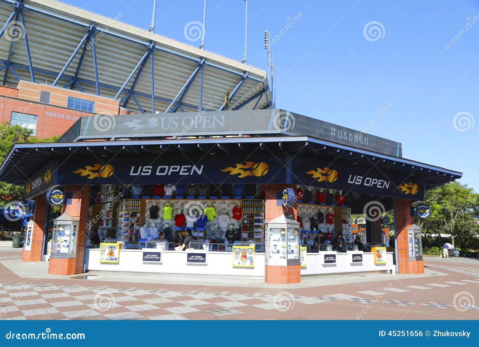 Us open date in Perth