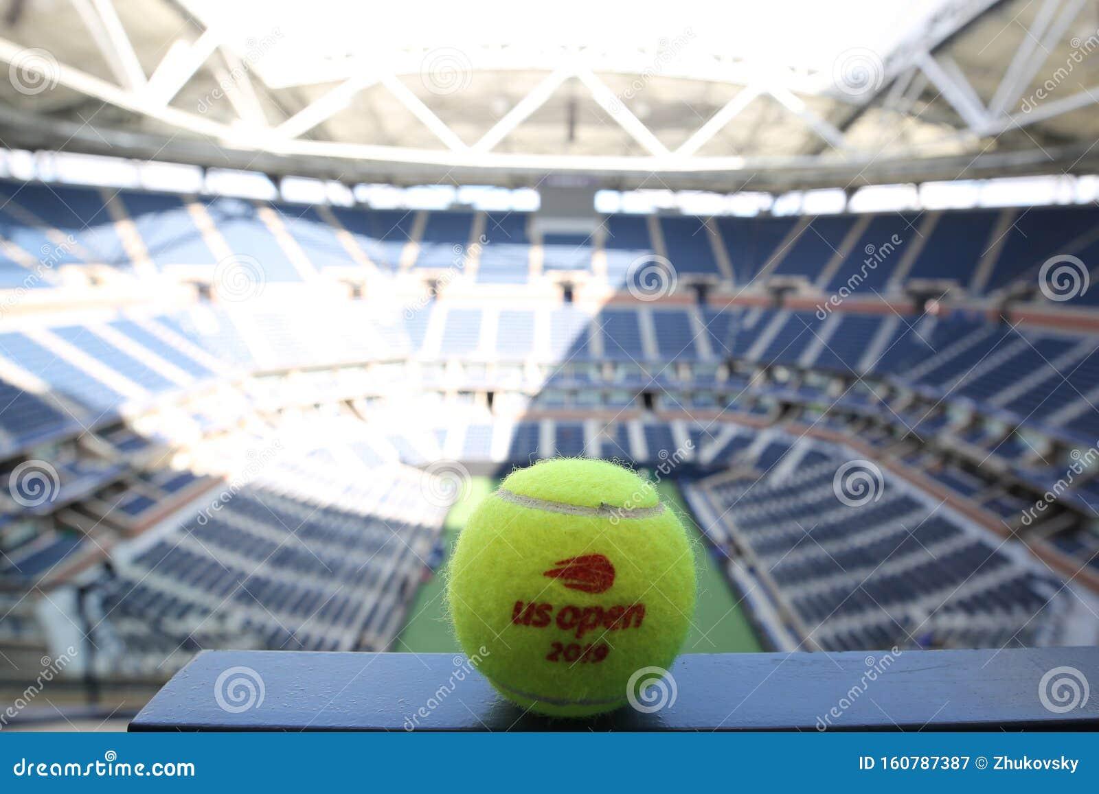 US Open Wilson Tennisball Im Billie Jean King National
