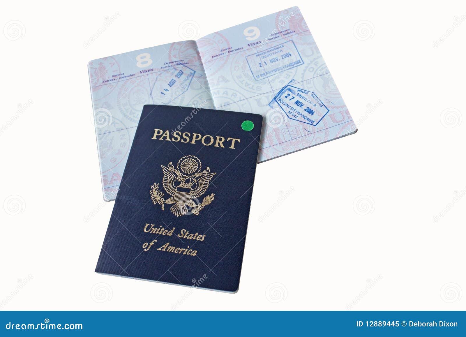 US-Pässe und Visa