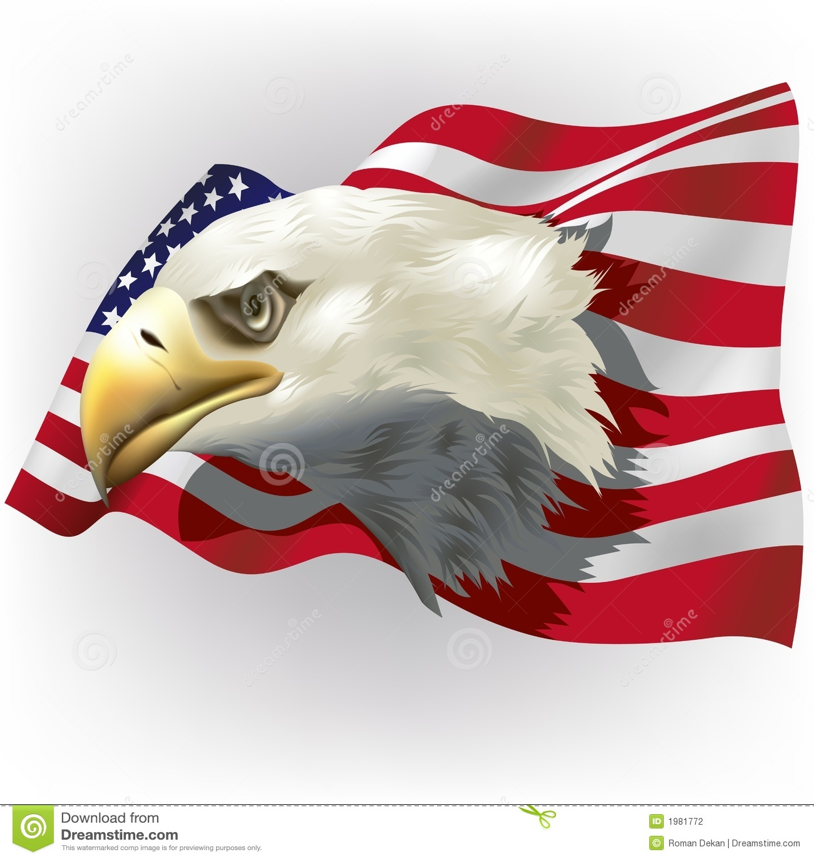 US-patriotisches Thema