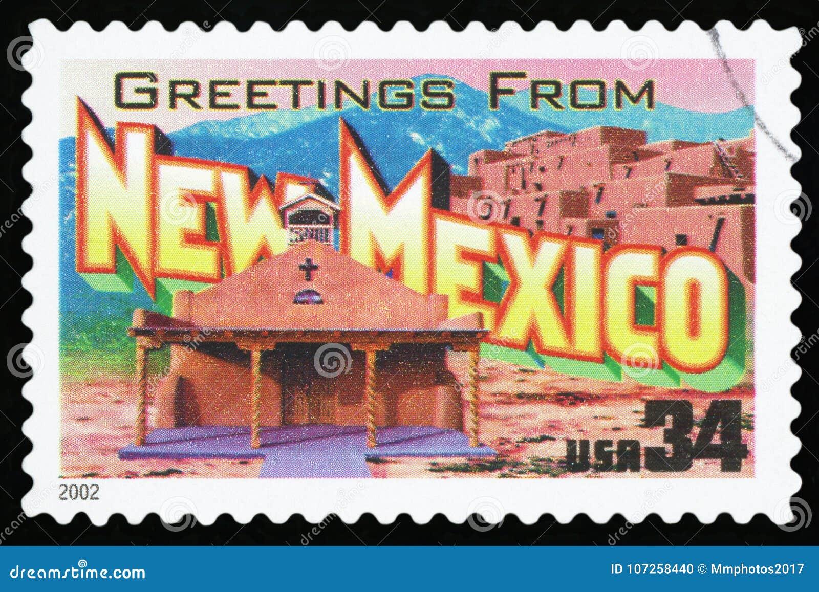 Us Postage Stamp Editorial Image Image Of Greeting 107258440