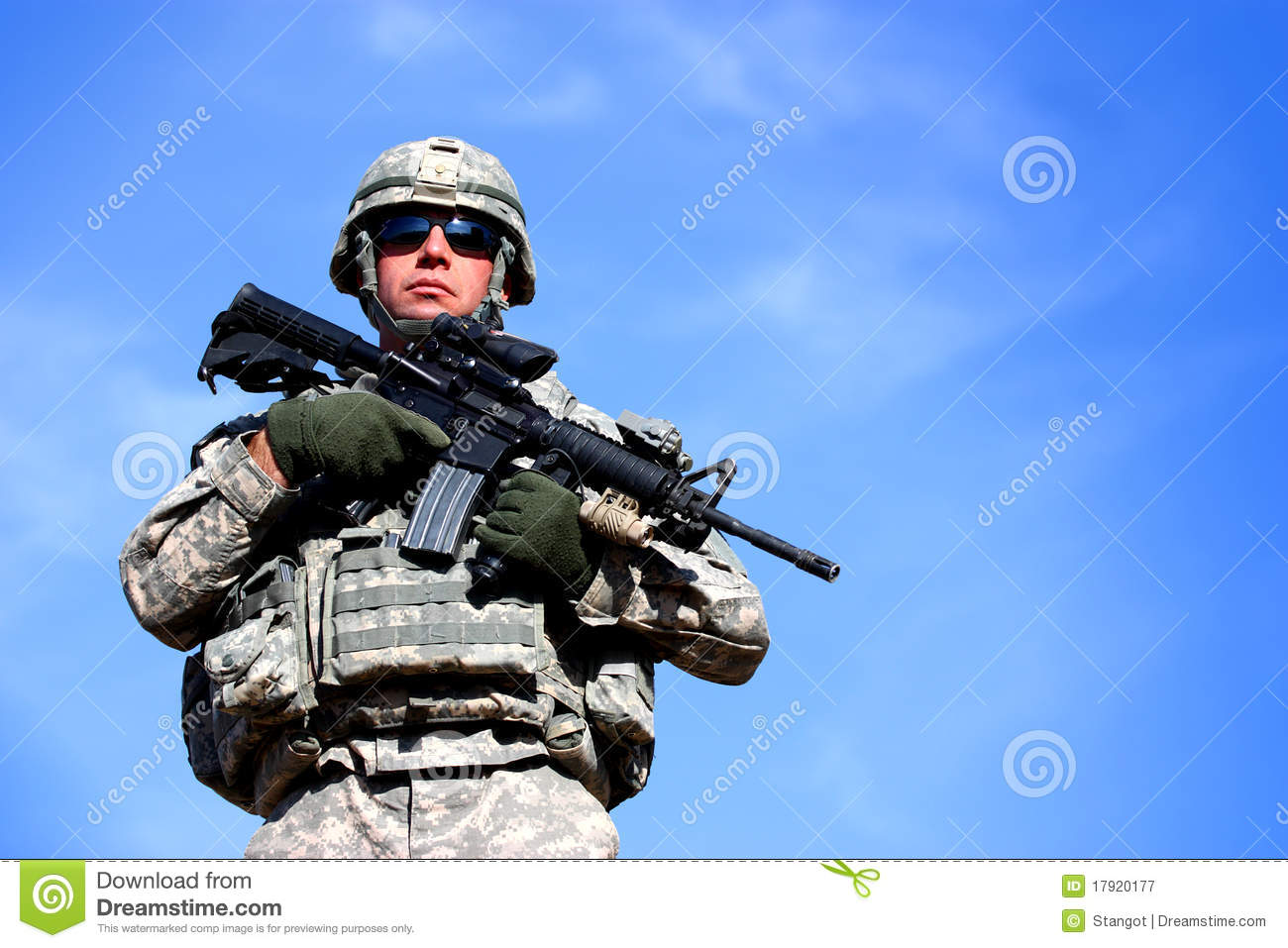 a us soldier royalty free stock photography image 17920177 free american flag vector graphics American Flag Font Letters