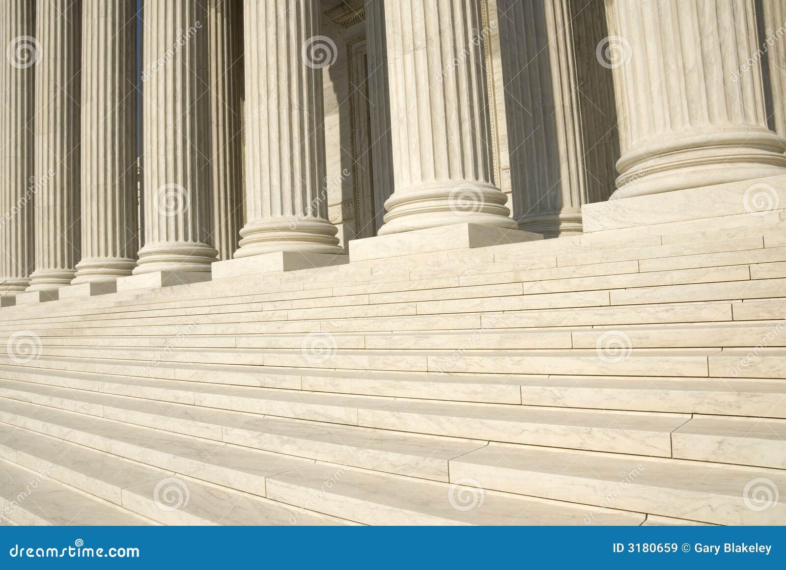 US Supreme Court - Steps