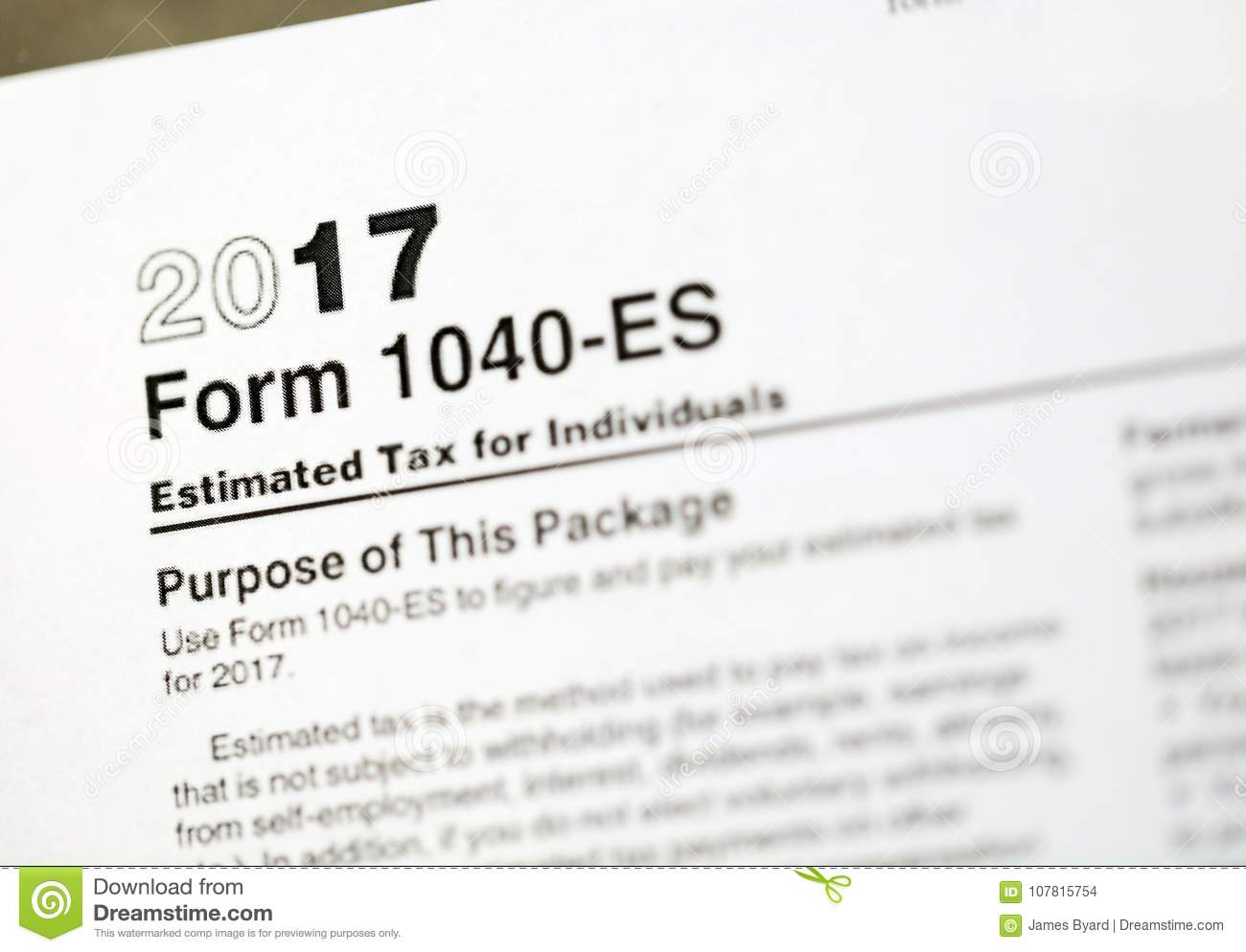 Us Tax Forms Stock Photo Image Of Revenue Budget Calculator