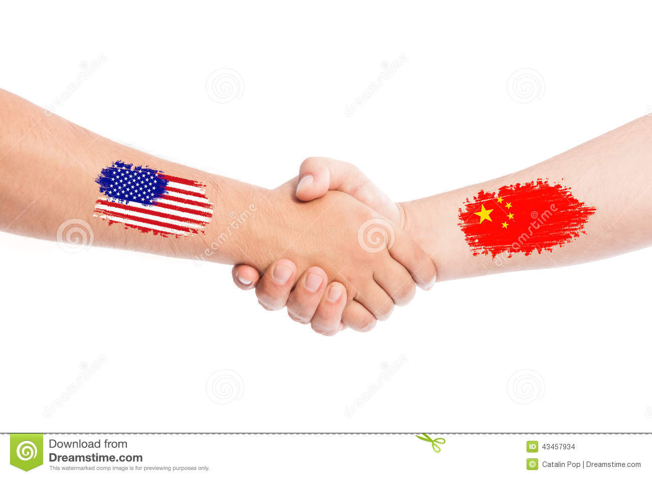 the relationship between the united states and china in trade Agreement on trade relations between the united states of  america and the people's republic of china then government of the .