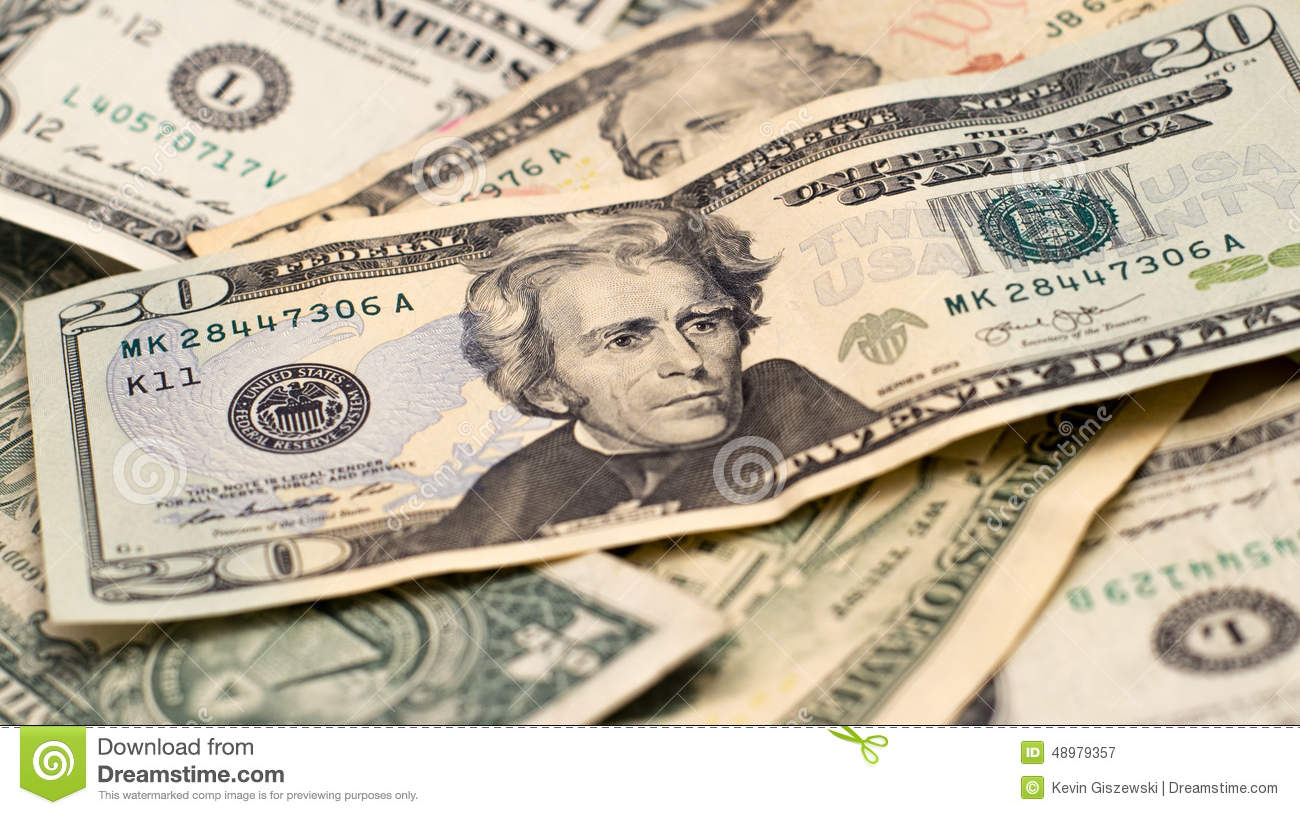 USA Currency Money