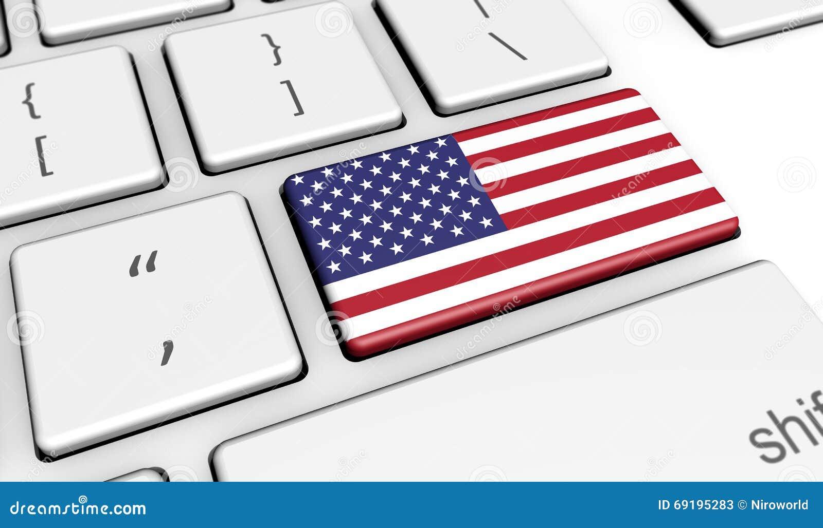 USA Digital det datornät