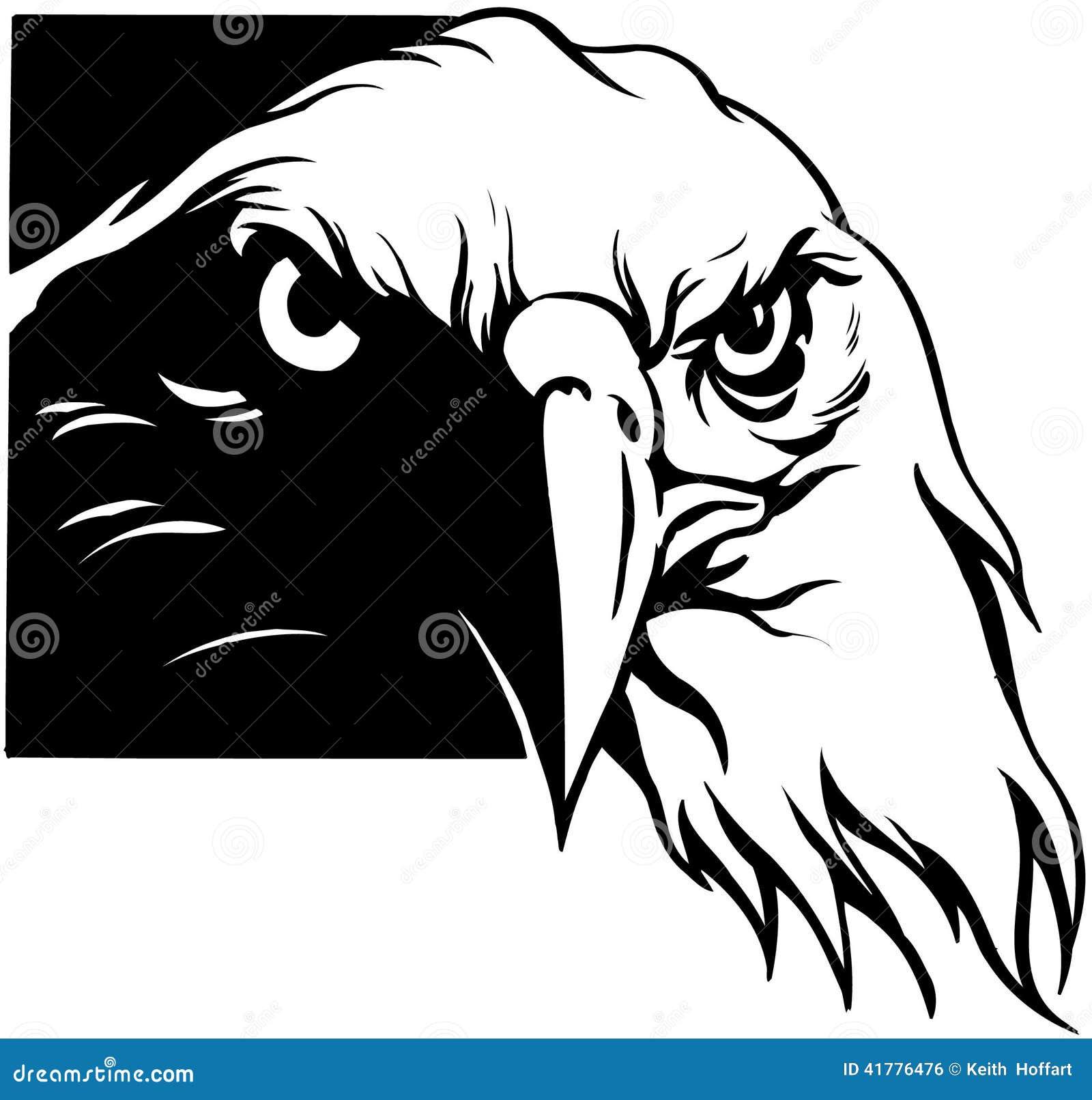 USA Eagle Cartoon Vector Clipart Stock Vector ...