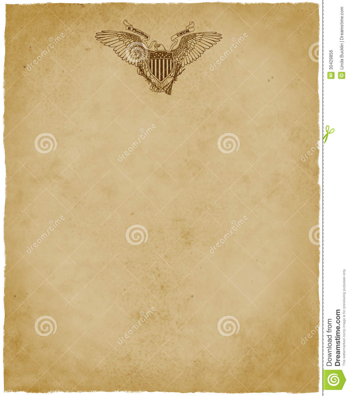https://thumbs.dreamstime.com/z/usa-eagle-letterhead-stationery-great-seal-centered-top-sheet-aged-parchment-paper-digital-image-30429856.jpg