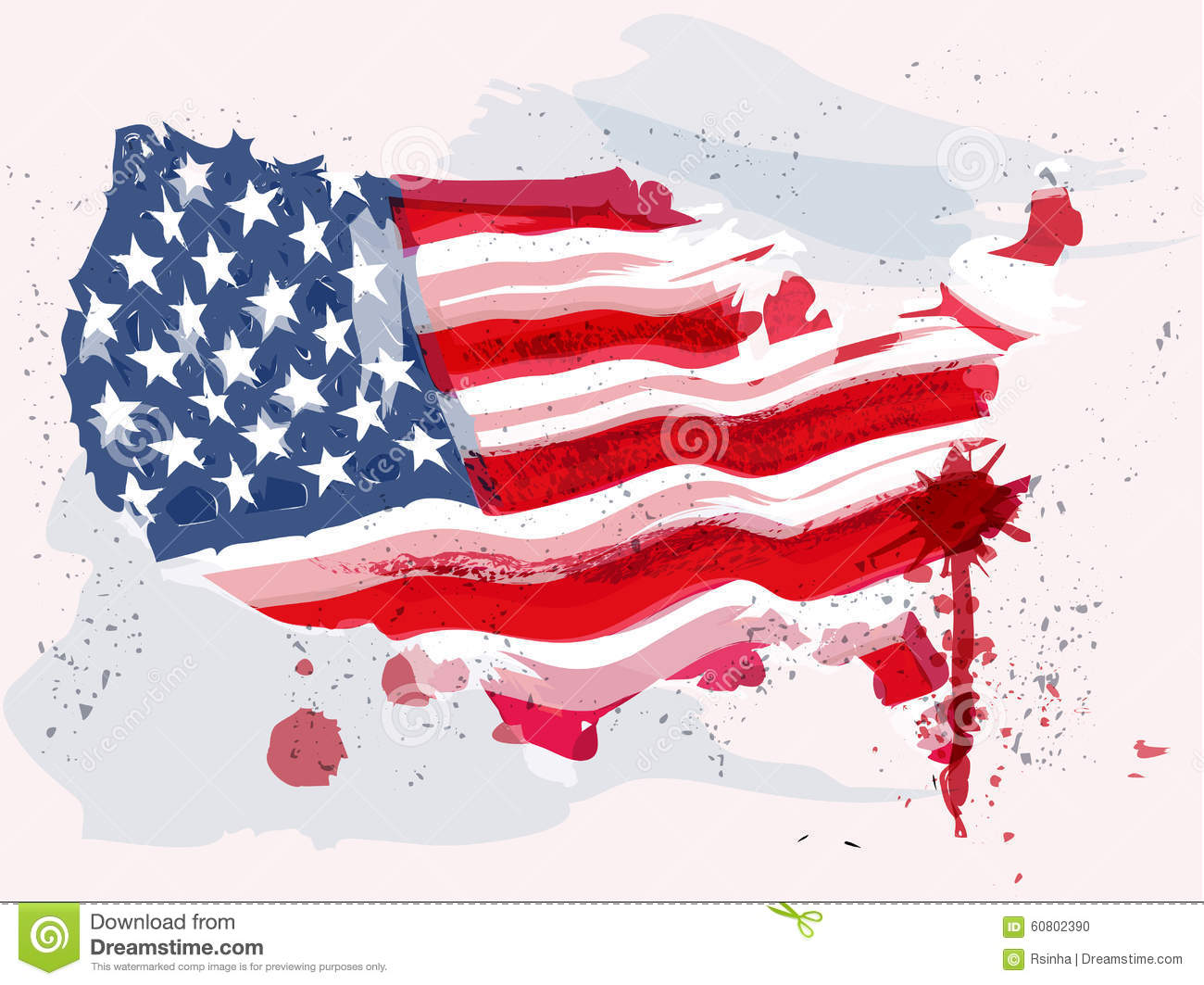 Usa Flag In Water Color Paint. Stock Vector - Illustration ... Paint Usa Map on usa map decor, usa map plane, usa map franklin, usa map with features, usa map vinyl, usa map chalkboard, usa map texture, usa map area rugs, usa map graffiti, usa map puzzle pieces, usa map detail, usa map water, usa map decal, usa map mural, usa map sheet, usa map curtains, usa map powerpoint, usa map food, usa map wrapping paper, usa map flag,