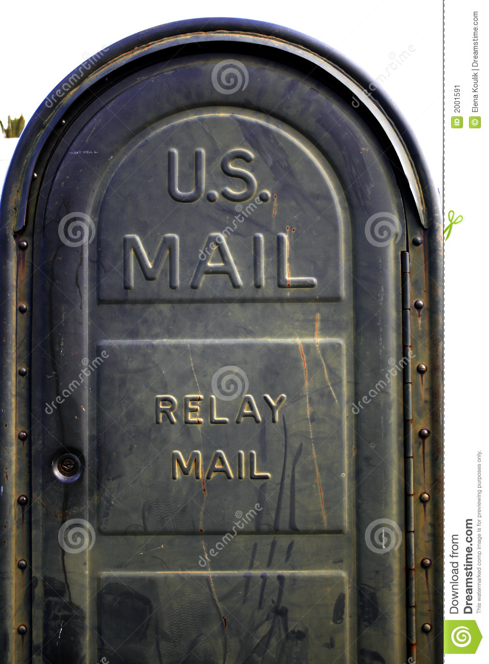 USA Mail, Post Box stock image  Image of service, mail - 2001591