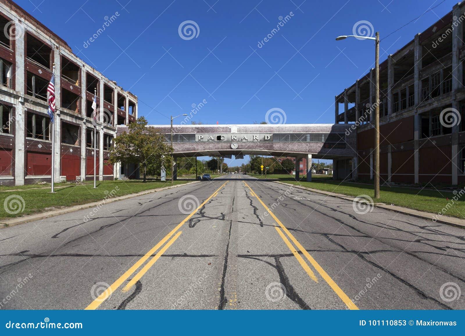 USA - Michigan - Detroit