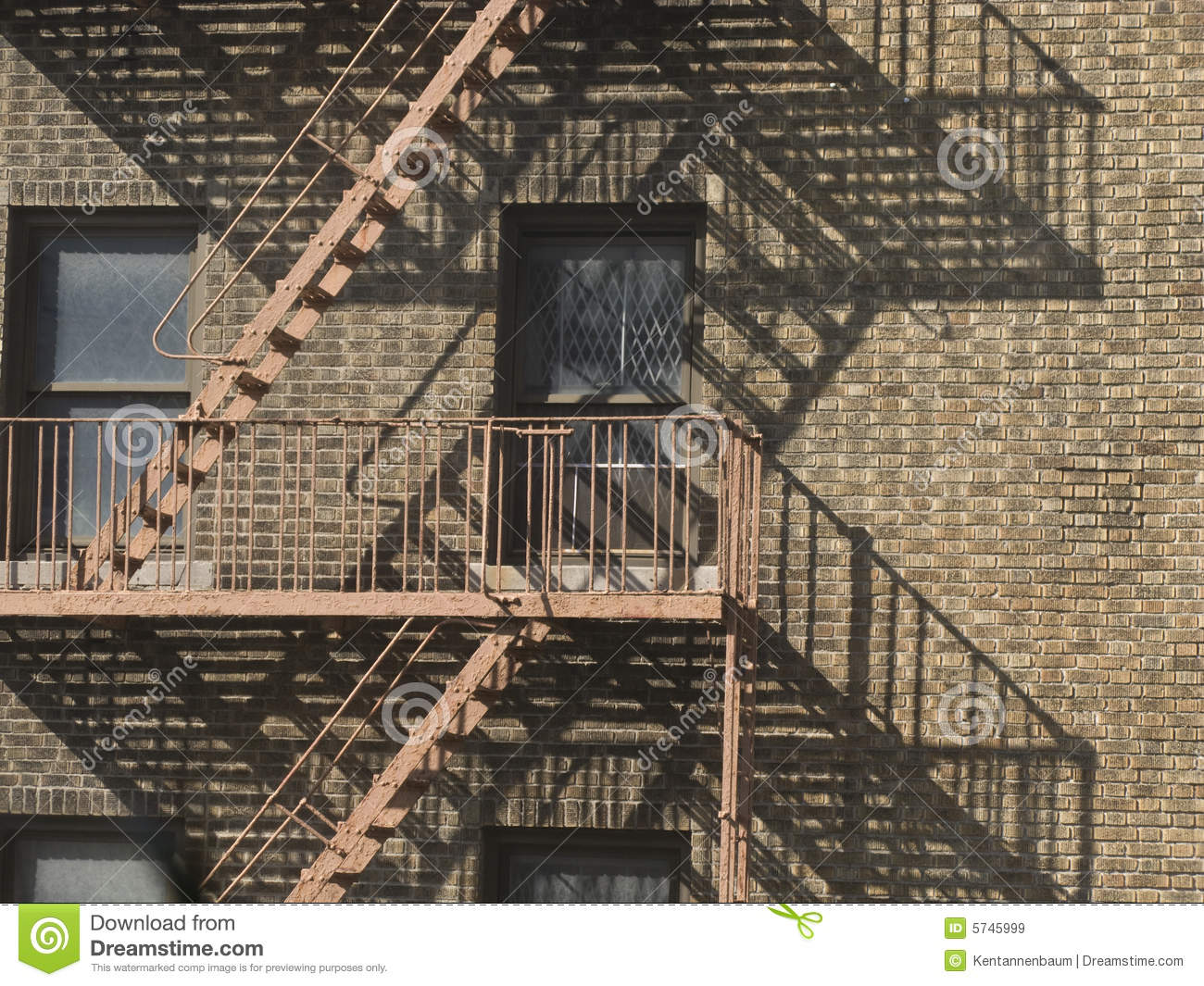 USA New York City Apartment Building Apartment Building Stock Image Of York