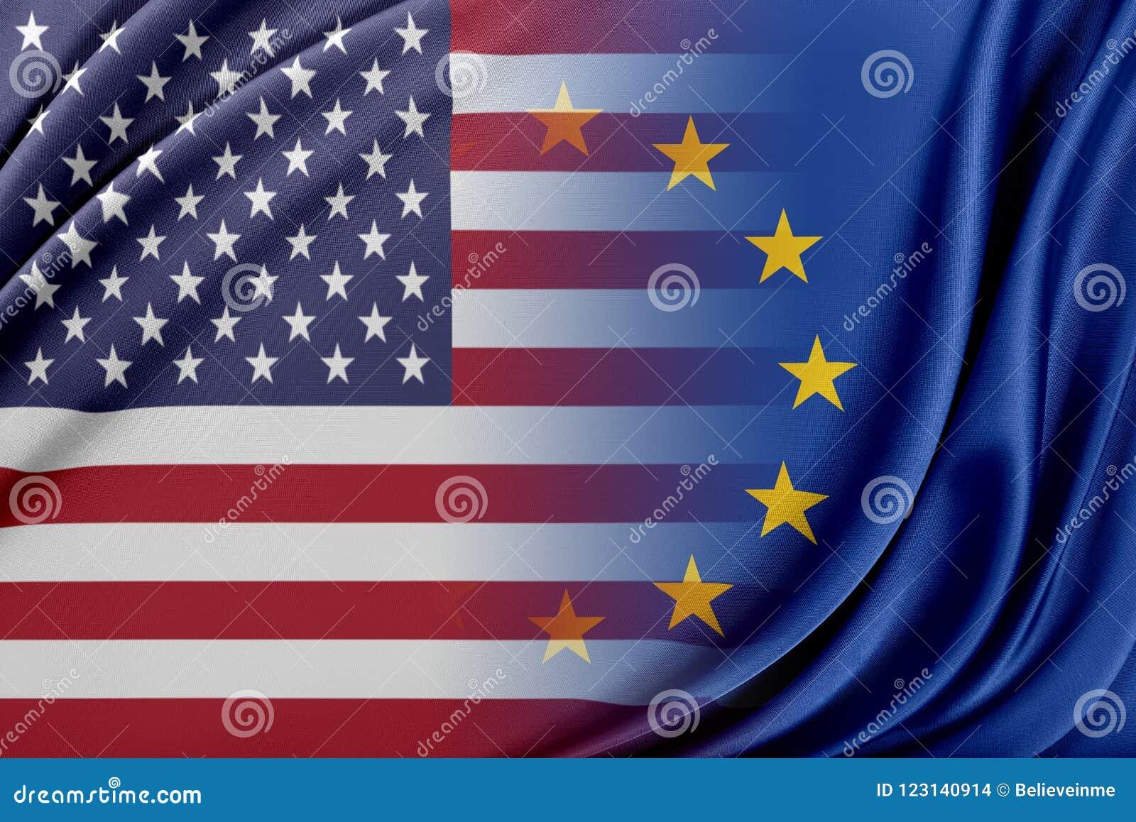USA och Europa