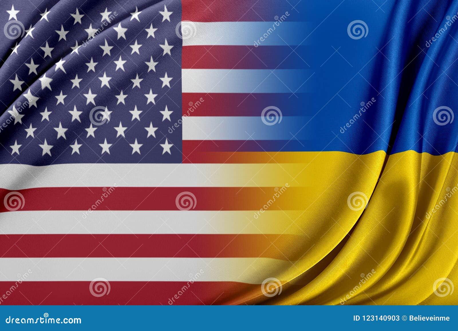 USA och Ukraina
