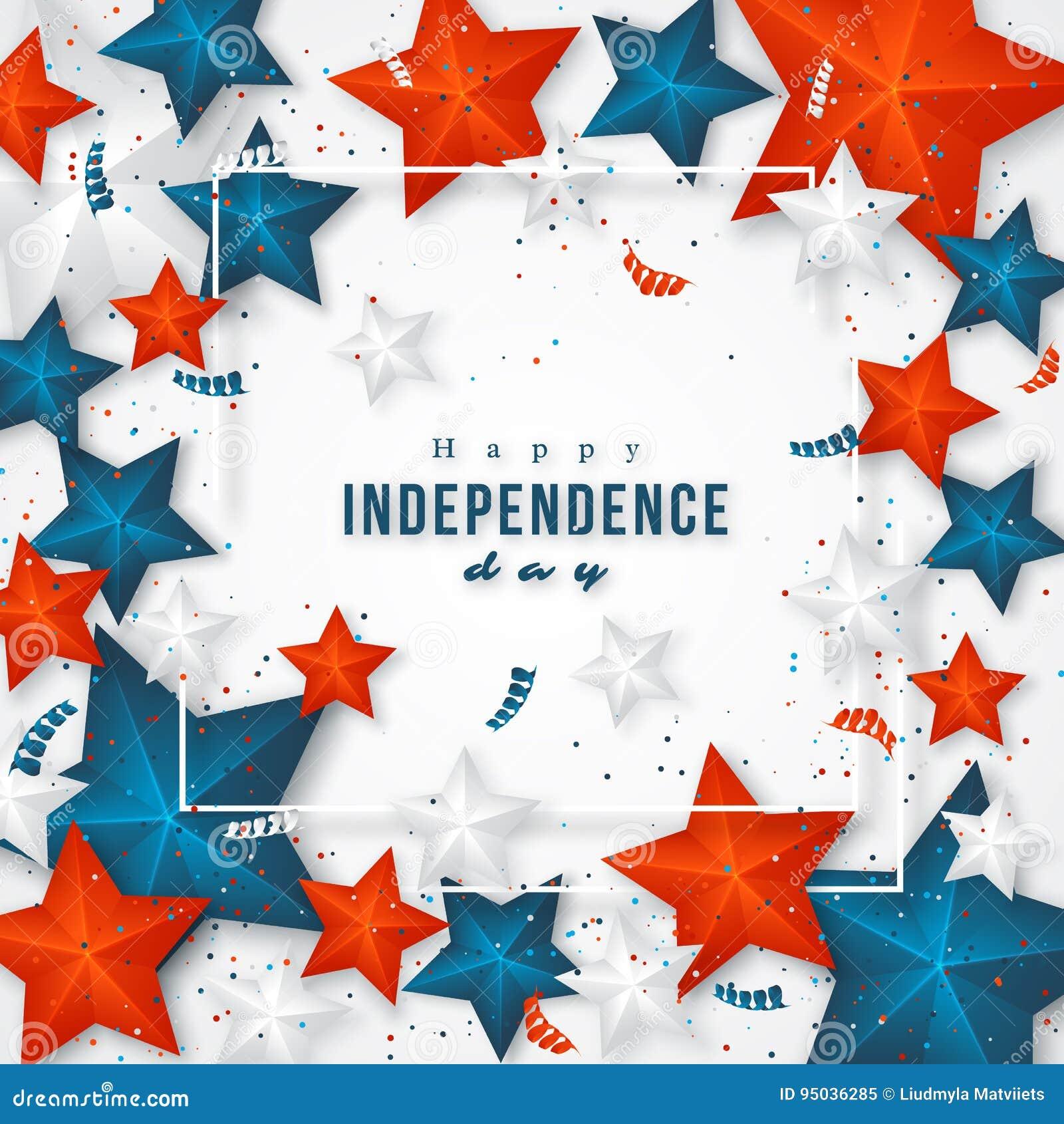 USA självständighetsdagen