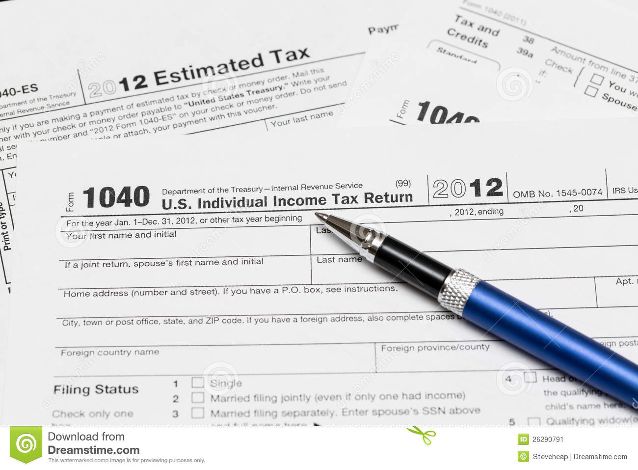 individual tax return instructions 2017