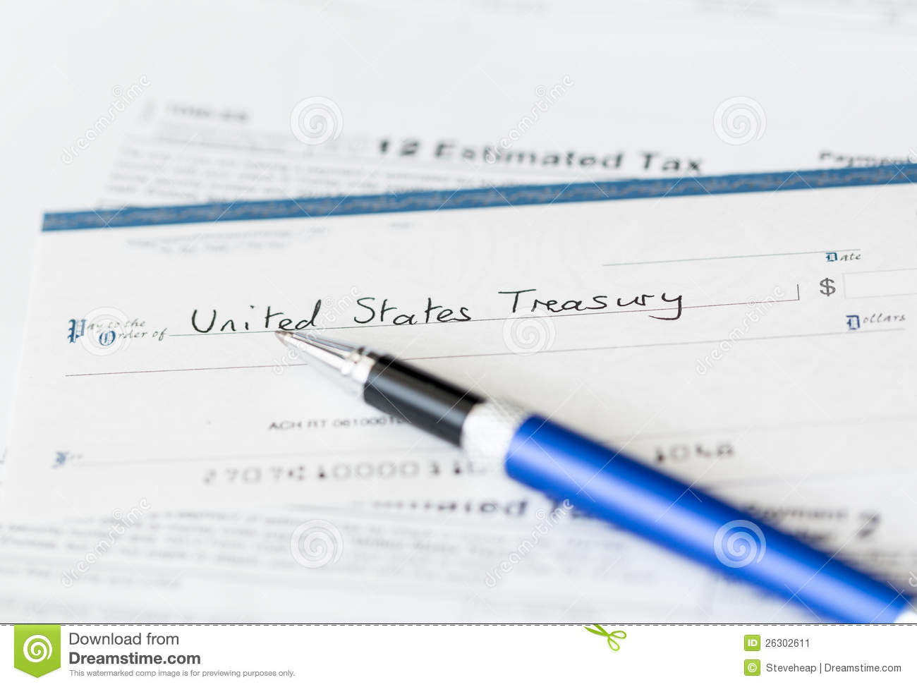 Usa tax form 1040 for year 2012 with check stock image image of usa tax form 1040 for year 2012 with check filing cheque falaconquin